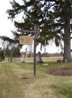 Medina Center Cemetery