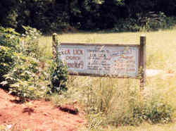 Elk Lick Church Cemetery