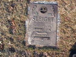 Robert Lee Sleight