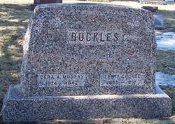 Cora Agnes <i>Murphy</i> Buckles