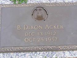 Butler Dixon Acker