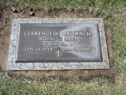 Clarence Ambrose Brown, Jr