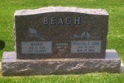 Doretha E <i>Lowe</i> Beach