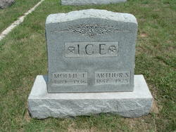 Mollie F <i>Elliott</i> Ice