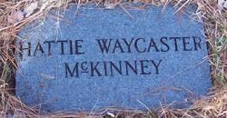 Hattie <i>Waycaster</i> McKinney