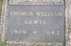 Thomas William Lewis