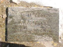 Ruth Ellen <i>Barton</i> Edwards