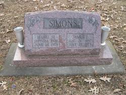 Mabel Mae <i>Justice</i> Simons
