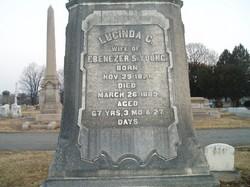 Lucinda C <i>Cox</i> Young
