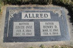 Henry Deloss Allred
