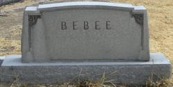 John Nicholson Bebee