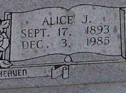 Alice Josephine <i>Evett</i> Shrader