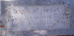 Annie E Jordan