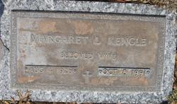 Margaret Louise <i>Durst</i> Kengle