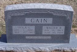 Viola L. <i>Hawkins</i> Cain