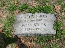 Susan <i>Graham</i> Stiles