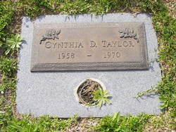 Cynthia D. Taylor