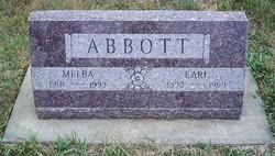 Melba Louise <i>Spurrier</i> Abbott