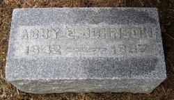 Abby E Johnson
