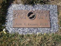 Alva E Creamy Allen