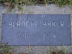 Blanche Baker