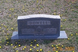 Elma Urilla <i>Powers</i> Dowell