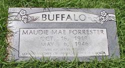 Maudie Mae <i>Forrester</i> Buffalo