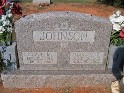 Martha Pearl <i>Lucas</i> Johnson