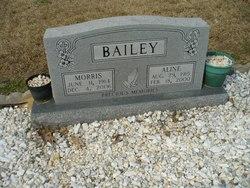 Aline <i>Moore</i> Bailey