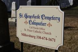Saint Genevieve Catholic Cemetery