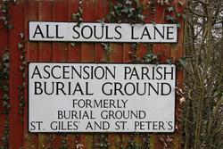 Ascension Parish Burial Ground