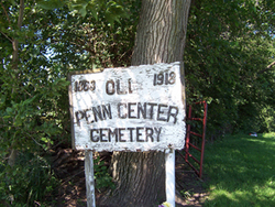 Old Penn Center Cemetery