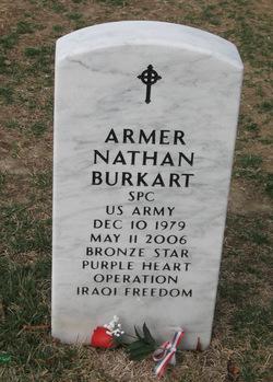 Spec Armer Nathan Burkart