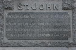 John Pierce St. John