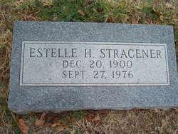 Estelle Hannah Stracener