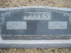 John Crittendon Parks