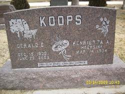 Gerald E Koops