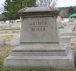 Annie Stevens Arthur