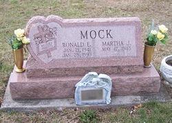 Ronald E Ronnie Mock