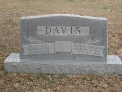 Thomas Jefferson Davis