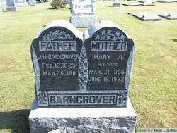 Mary Ann <i>Payne</i> Barngrover
