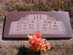Elmo B. Red Lee