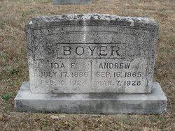 Andrew J Boyer