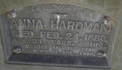 Anna Hardman