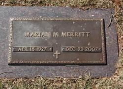 Marion Mathilde <i>Niebes</i> Merritt