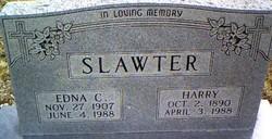 Edna C. Slawter