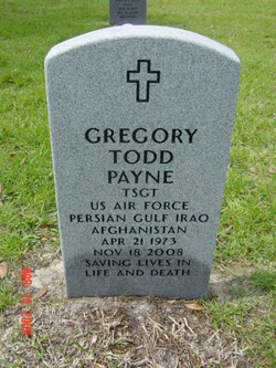 Gregory Todd Payne