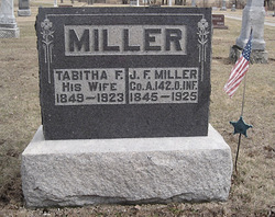 Jacob Franklin Miller
