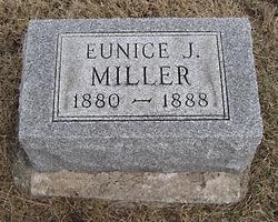 Eunice J Miller