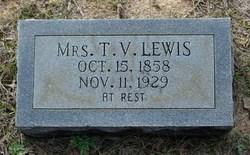 T Victoria <i>Lawrence</i> Lewis